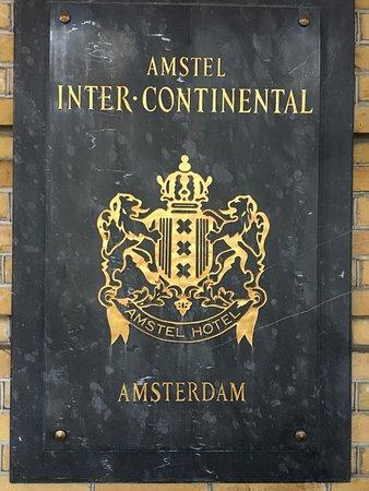 Foto de InterContinental Amstel Amsterdam