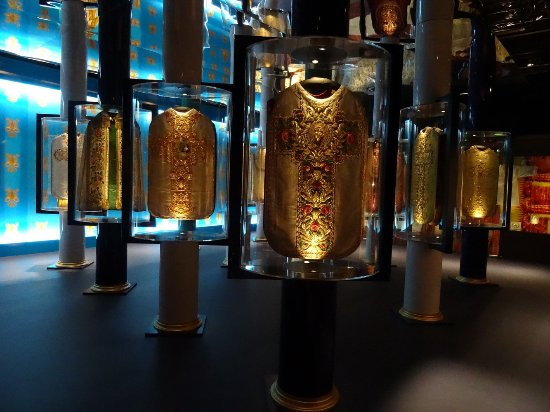 Musée de la Visitation: Exposition : En touts points parfaits