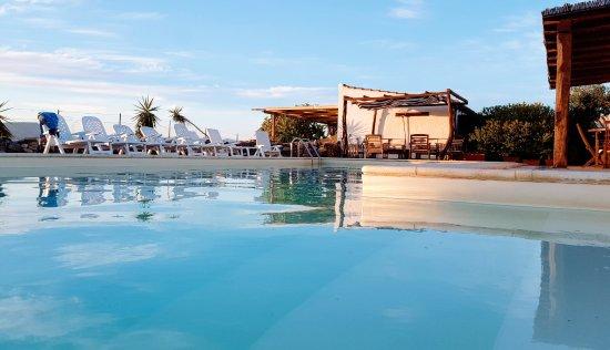 Piscinas, Italia: piscina