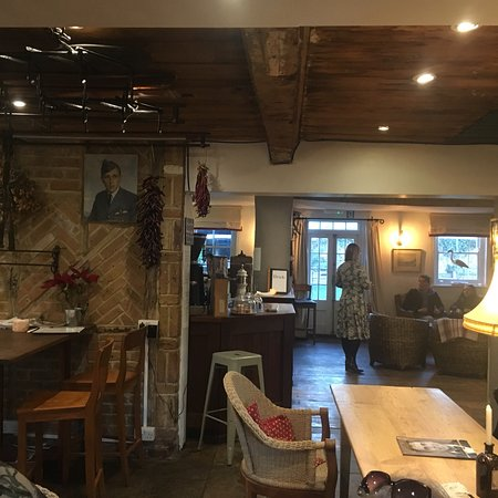 The White Cliffs Bunkhouse Kitchen Bar: The Cliffe Kitchen at The White Cliffs Hotel