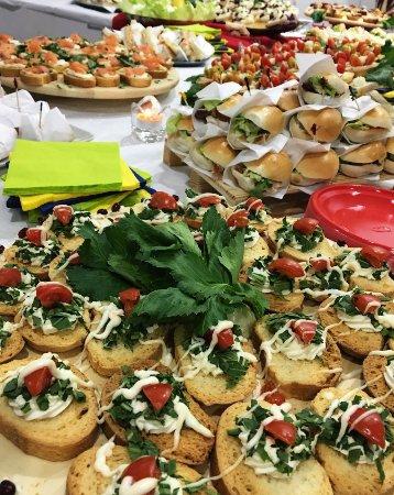 Stornara, إيطاليا: Venite a gustare gli aperitivi del 107 cafè 