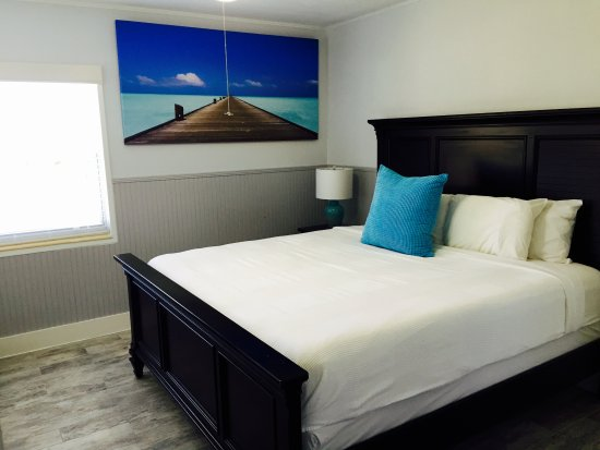 Seascape Motel and Marina: Room4
