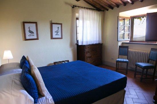 Il Borgo di Vescine - Relais del Chianti: Standard Room