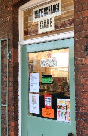 Barnham, UK: A Welcome Inside
