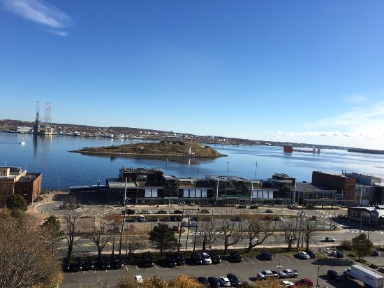 The Westin Nova Scotian : View of Georges Island