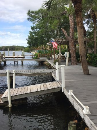 Ruskin, FL: Dock View