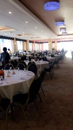 Ellenville, Nova York: Large dinning room