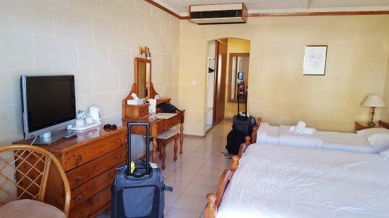 Cornucopia Hotel: Very spacious