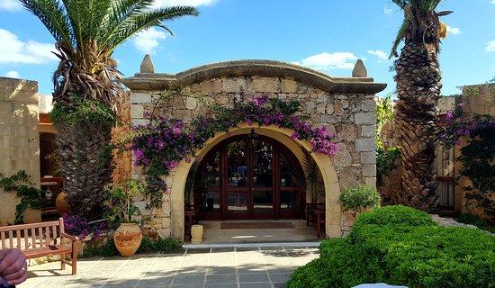 Sannat, Malta: Entrance
