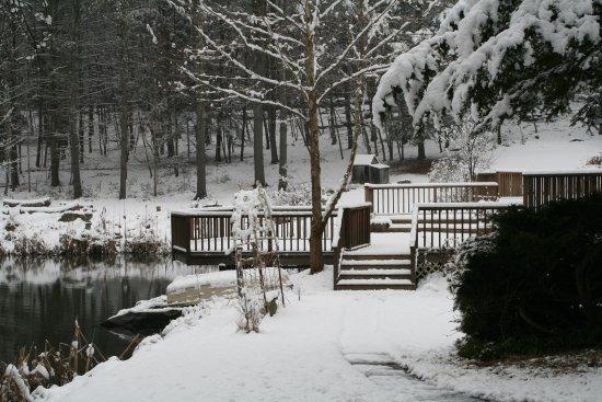 Enchanted Manor of Woodstock: Winter Wonderland at Enchanted Manor