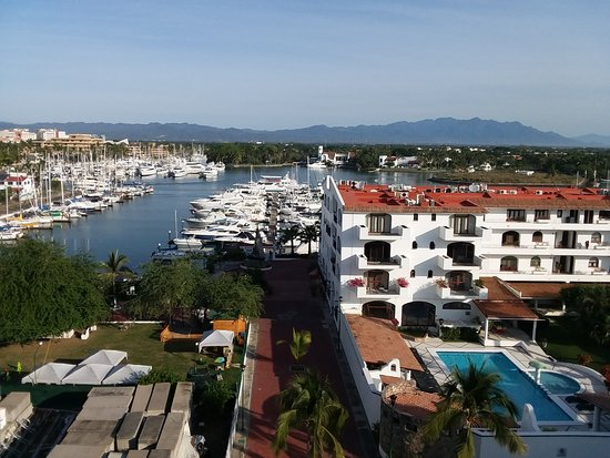 Villa Varadero Hotel & Suites: Room View of Marina