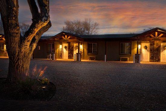 Chino Valley, Аризона: View of the Inn
