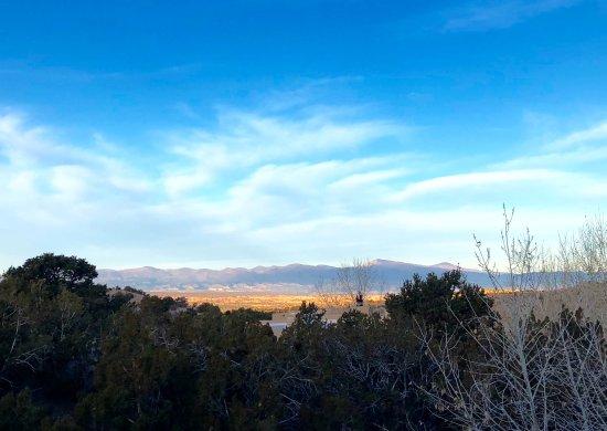 Four Seasons Resort Rancho Encantado Santa Fe: The view from our balcony.