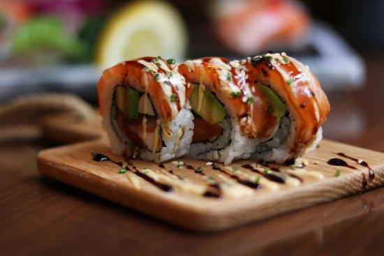 Pong Norrlandsgatan: Sushi