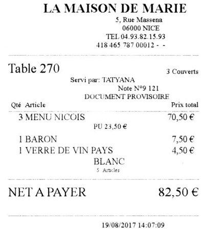 La maison de marie nice centre restaurant reviews phone number photos tripadvisor - La maison de marie nice ...