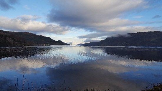 Loch Ness Highland Cottage B&B: 20171226_122631_large.jpg