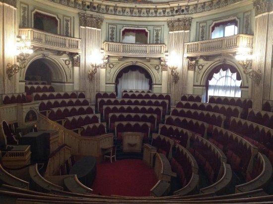 Aula della camera dei deputati picture of museo for Formazione della camera dei deputati