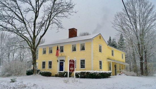 Campton, NH: Early Winter - Nov