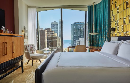Viceroy chicago updated 2018 hotel reviews price for Rooms 4 kids chicago