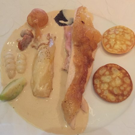 Menu Restaurant Georges Blanc