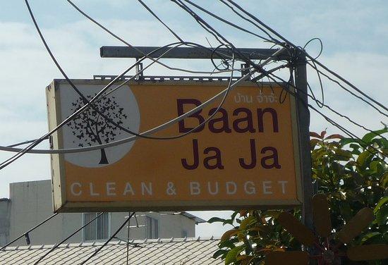 Baan JaJa02看板