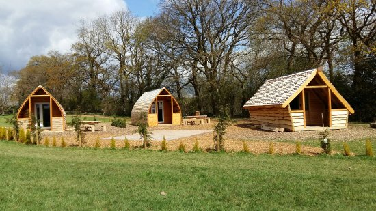 Long Acres Camping : Glamping Pods