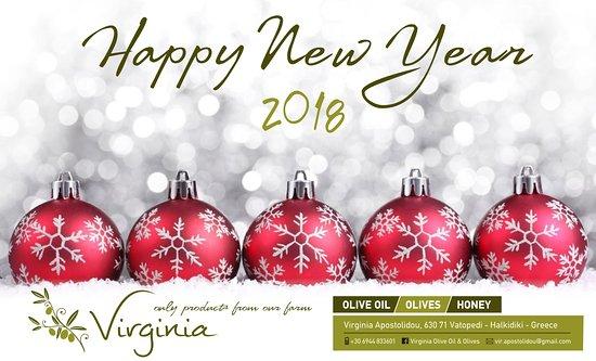 Vatopedi, Grecia: Happy New Year!!!