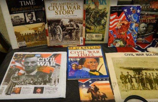 Sights & Sounds Black Cultural Museum: Civil War Exhibit