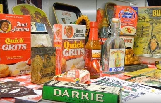 Sights & Sounds Black Cultural Museum: Grandmama's Kitchen Exhibit
