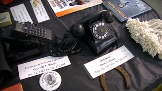Sights & Sounds Black Cultural Museum: Inventor's Exhibit