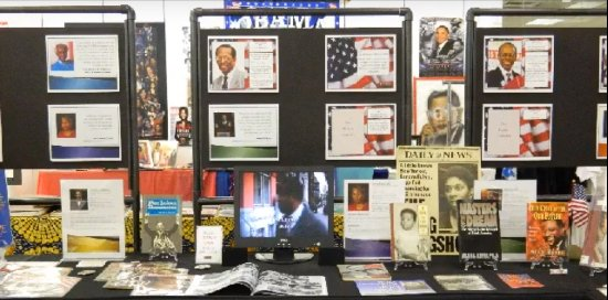 Sights & Sounds Black Cultural Museum: African-American Politicians Traveling Display