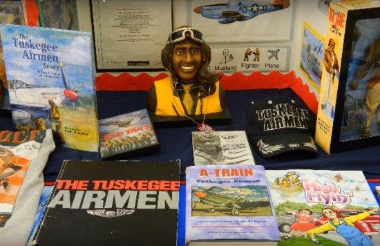 Sights & Sounds Black Cultural Museum: Tuskegee Airmen Exhibit