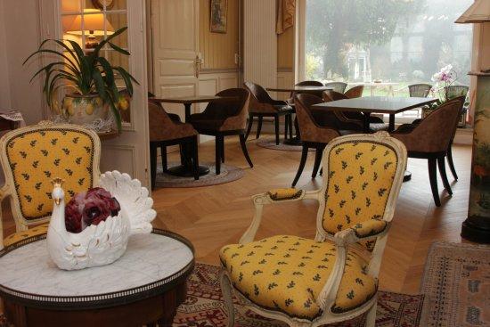 Bourbourg, Francia: Salon