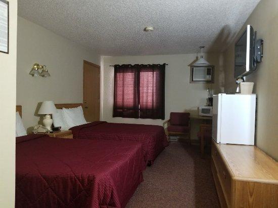 Medford, WI: Twin Room