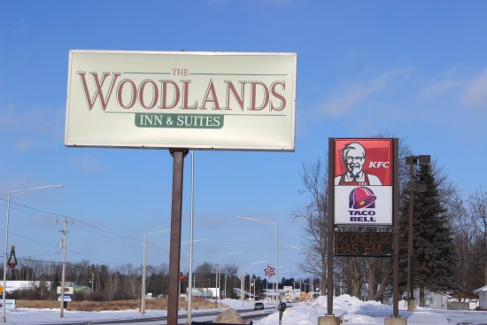Medford, WI: Outdoor Sign