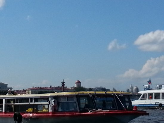 Private Tour: St Petersburg Canal Cruise – kép