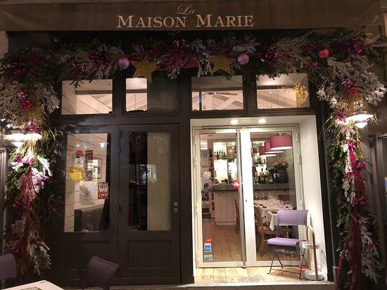 La maison marie lyon restaurant reviews phone number for La maison marie