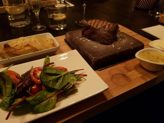Blackstone Steakhouse: 20171228_194509_large.jpg