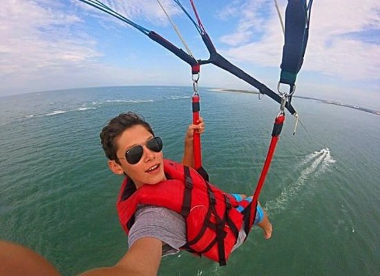 Beaufort, NC: Up in the air
