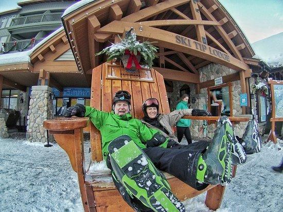 Panorama Mountain Resort: The Chair!