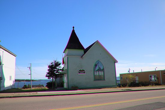 Louisbourg, Canada:  Zion Presbyterian Church