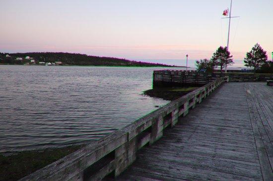 Louisbourg Boardwalk Park and Boat Launch