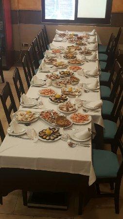 imagen Marisqueria La Cantina en Málaga