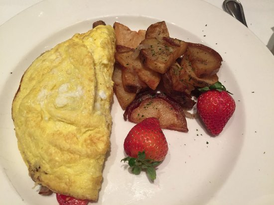 The Capital Grille : Capital Grille omelet