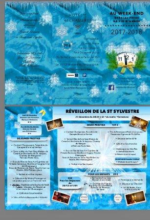 Hotel au Week-End: Le Reveillon de la Saint Sylvestre