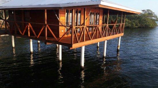 Isla Solarte, Panama: Aqui Hoy