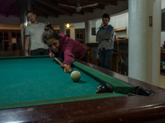 Yolosa, Bolivie: The Arca recreational room