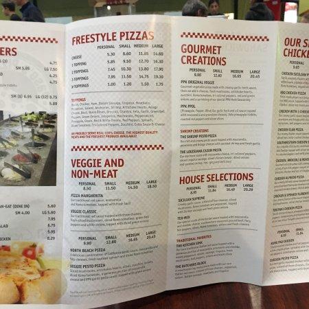 New Store Open On Crescent Foto Di Paso 39 S Pizza Kitchen Paso Robles Tripadvisor