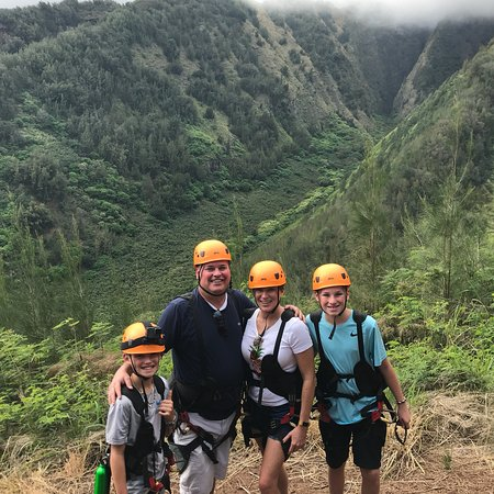 Flyin Hawaiian Zipline