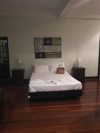 Inglewood, Australia: Room 1 - queen bed